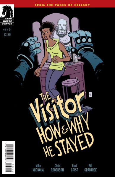 THE VISITOR: HAWHS #2
