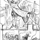 pencils from Shade #8