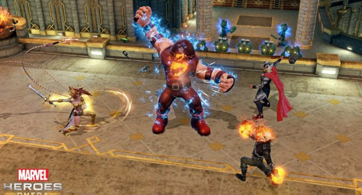 Marvel Heroes PC Game to come to consoles this Spring