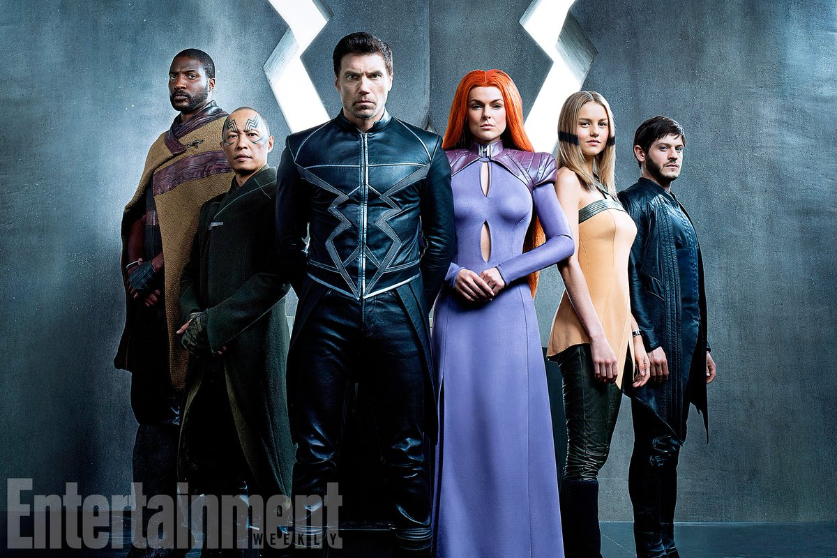 First Teaser Trailer Released For Marvel's Inhumans