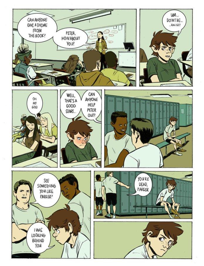 spider-man-page-1