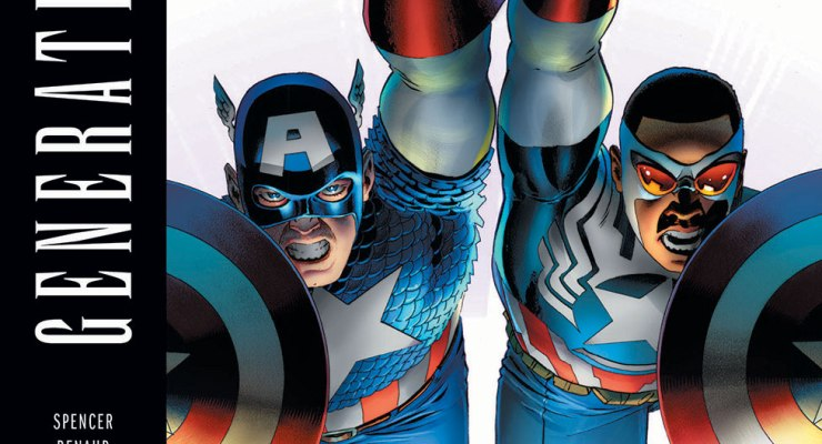 Marvel unveils creative teams and covers for Generations team-up event