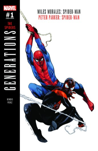 Generations_The Spiders_Coipel Variant