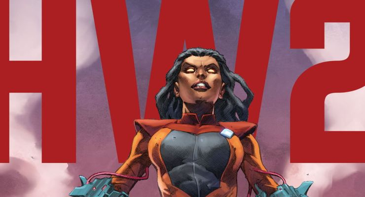 Harbinger Wars 2 creative teams revealed as crossover looms for Valiant Universe