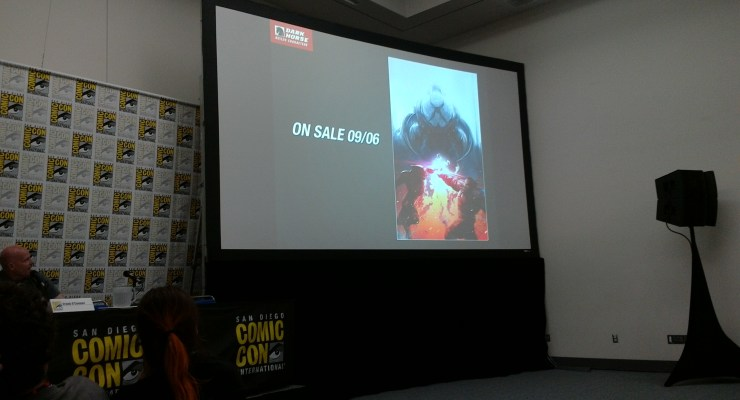 SDCC'17: There's no Dark Horse Comics game but there are plenty of game books from Dark Horse
