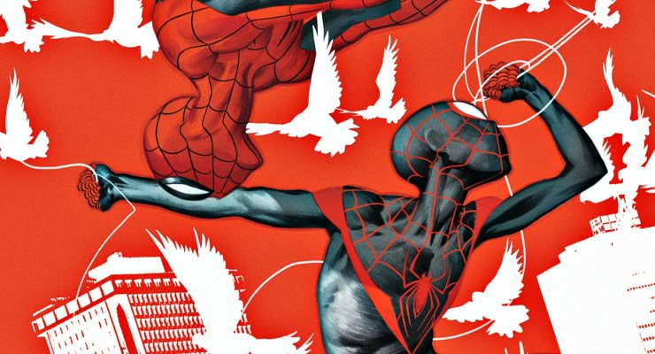 The Marvel Rundown: The other Miles Morales' Homecoming Begins in Spider-Men II #1!