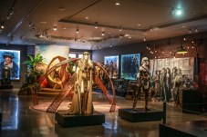 Warner Bros. Studio Tour Hollywood adds a Wonder Woman Exhibit to DC Universe: The Exhibit