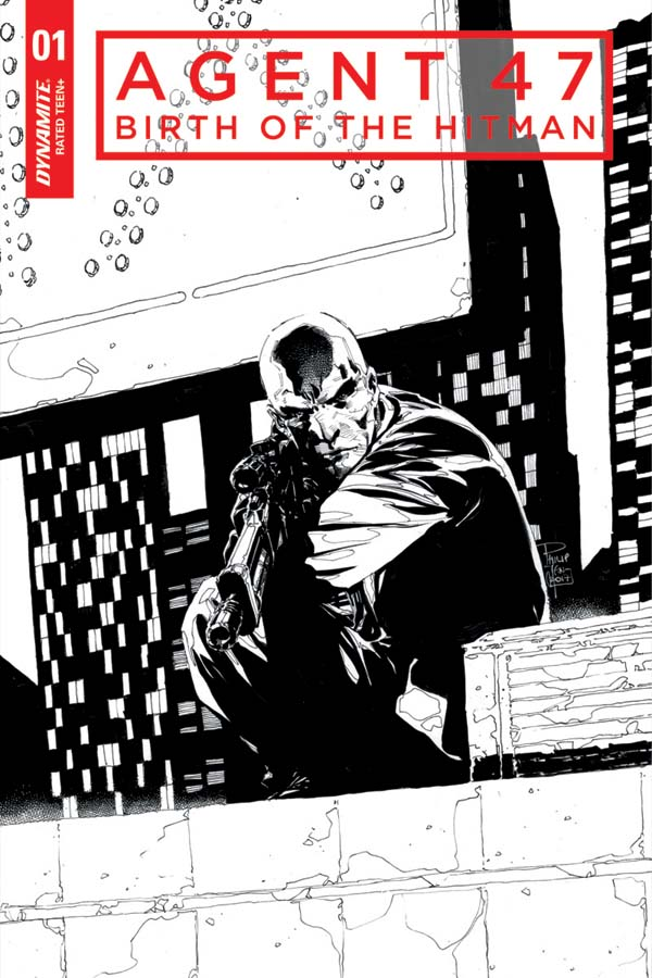 Hitman (The Video Game) Gets a Comic Adaption and Origin in