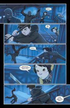 Gotham Academy - Second Semester 011-013