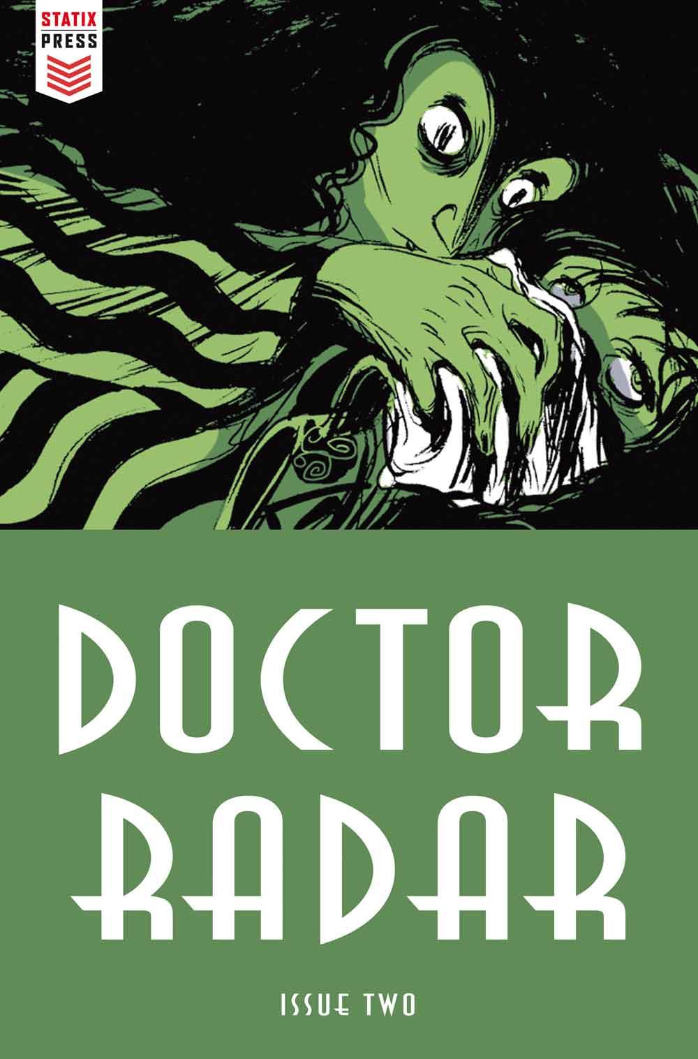 Doctor Radar 5 Cover A