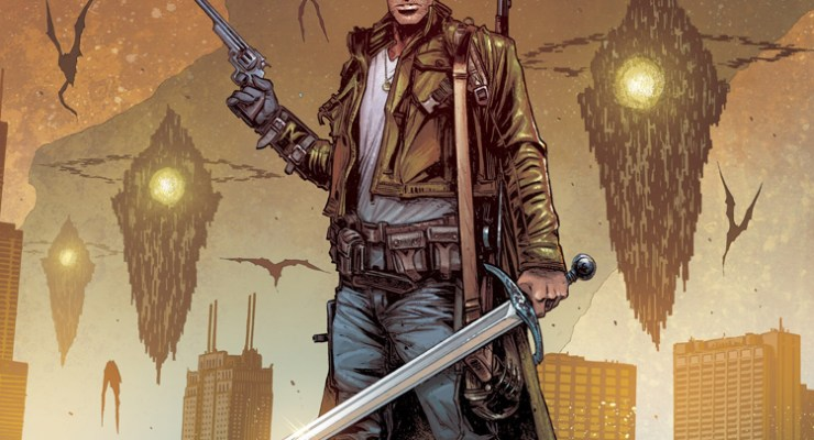 ONE or DONE: Image Comics THE REALM brings the apocalypse to the K.