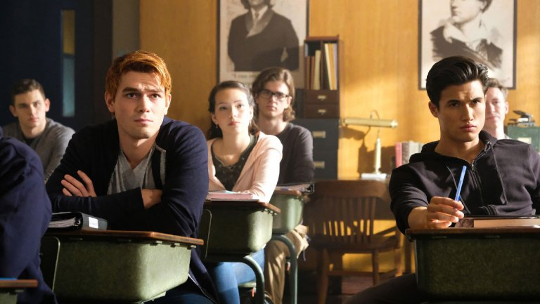 Watch Riverdale season 2, episode 2
