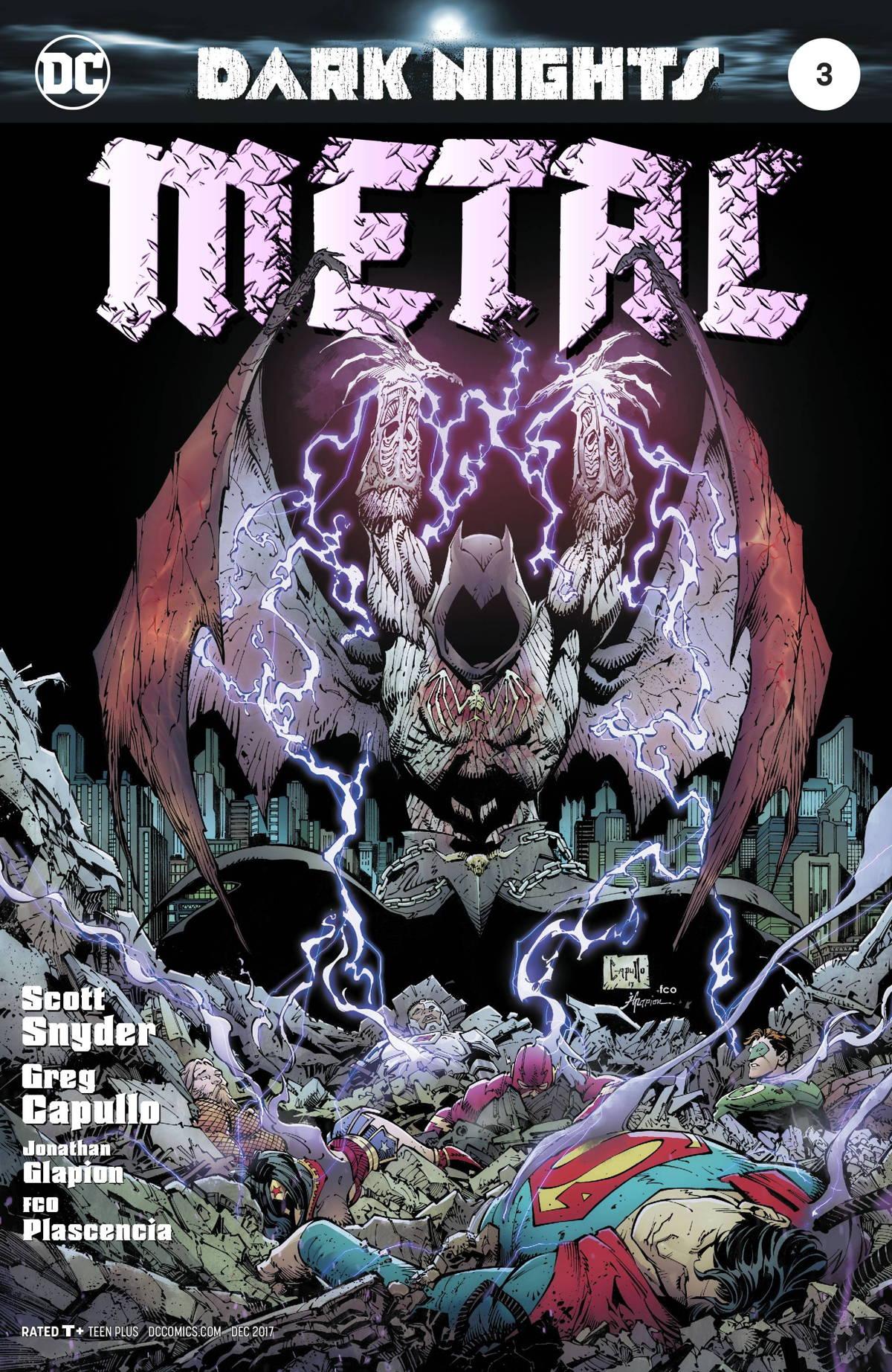 Dark Nights Metal #3