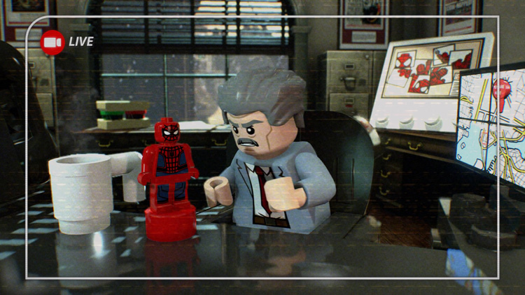 REVIEW: LEGO MARVEL SUPER HEROES 2, Soo Many Spiders. — The Beat