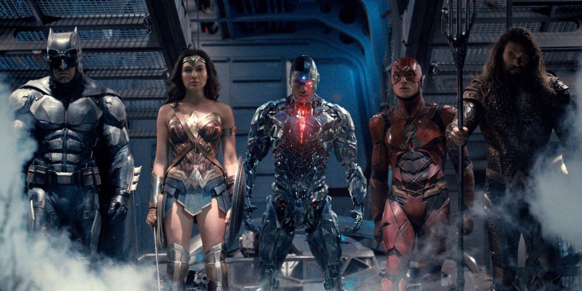 Review: JUSTICE LEAGUE, a choppy course correction for the