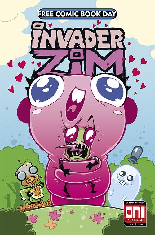 FCBD18_G_Oni_Invader Zim-Floopsy Bloops Scmoopsy