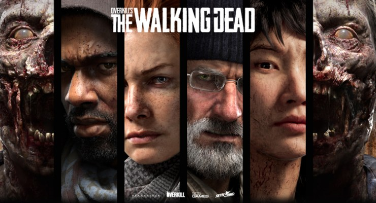 The Third Character is Revealed for Overkill's The Walking Dead Game