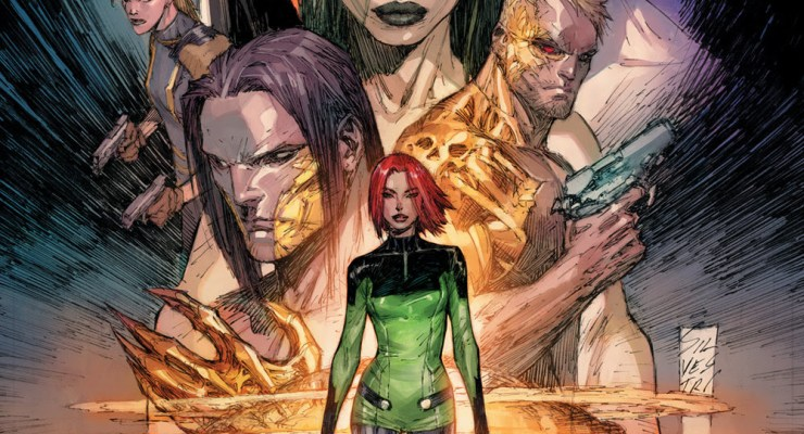Cyber Force Relaunches in March With a Transhumanist Spin