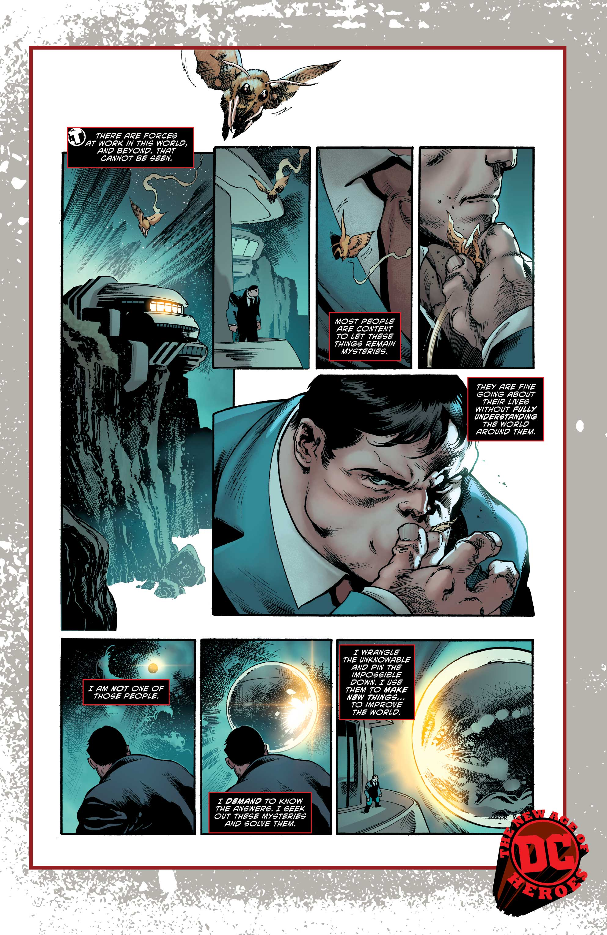 Read The First Six Pages Of Reis And Lemires The Terrifics Now