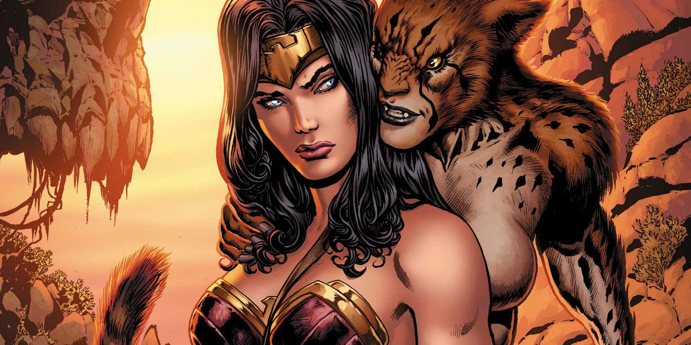 Wonder Woman 2 Villain Will Reportedly Be Cheetah