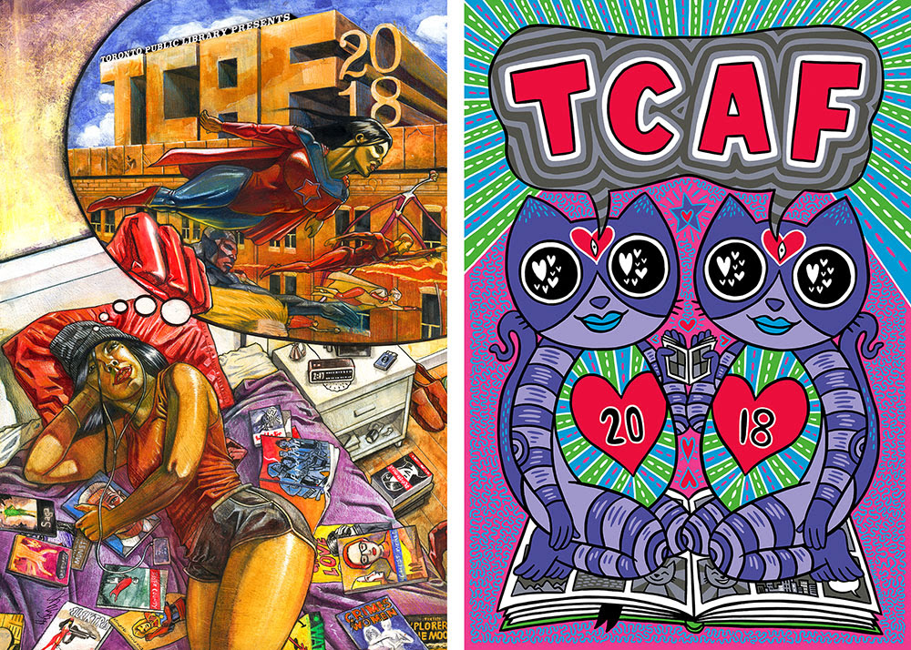 TCAF 2018 Reveals Guests Posters And A Hockey Opera The Beat