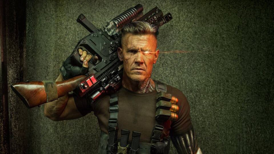 Deadpool 2 Trailer - Meet Josh Brolin's Cable via Ryan Reynolds' wisecracking antihero