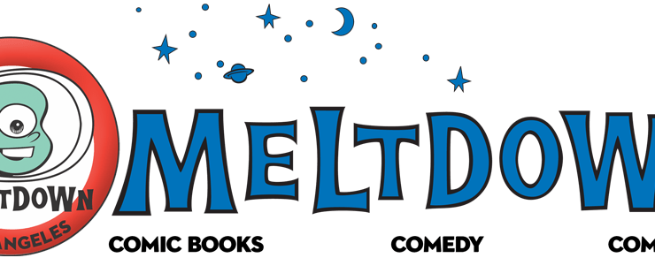Store Closing: Meltdown Comics in LA