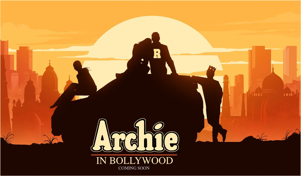 Archie Comics to get a live-action Bollywood style movie
