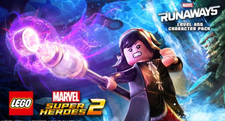 RUNAWAYS gets LEGO-ized for Marvel Super Heroes 2