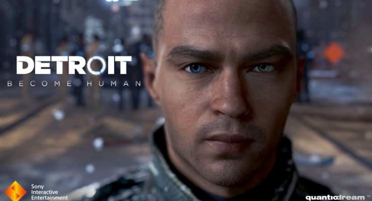 REVIEW: DETROIT BECOME HUMAN Tells Science Fiction From The Killer Robot Point of View.