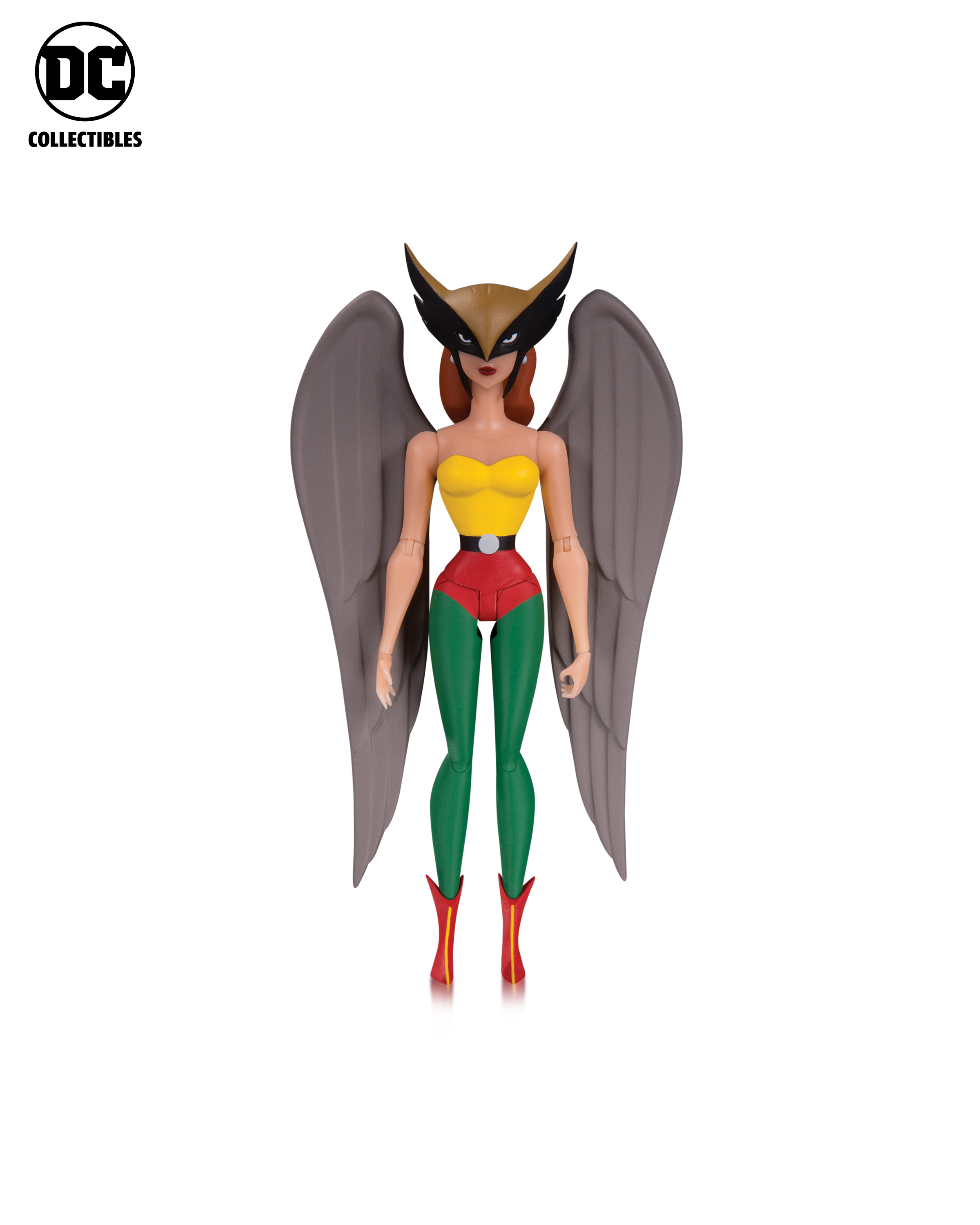 Hawkgirl: JUSTICE LEAGUE Animated Figures Coming This Fall From DC