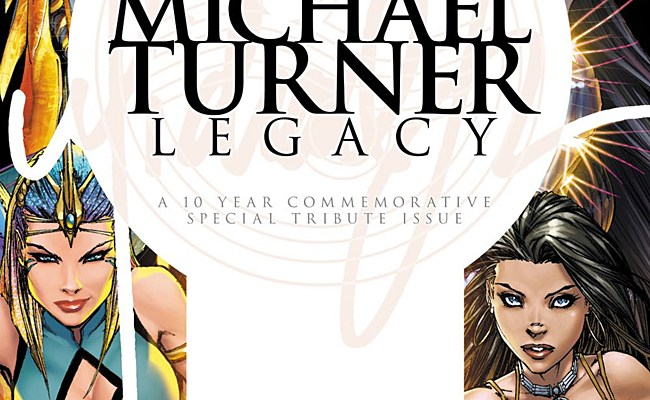 The Starting Line: Michael Turner Commemorative Issue Helps Battle Cancer Research