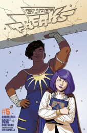 Superfreaks.5-Cover