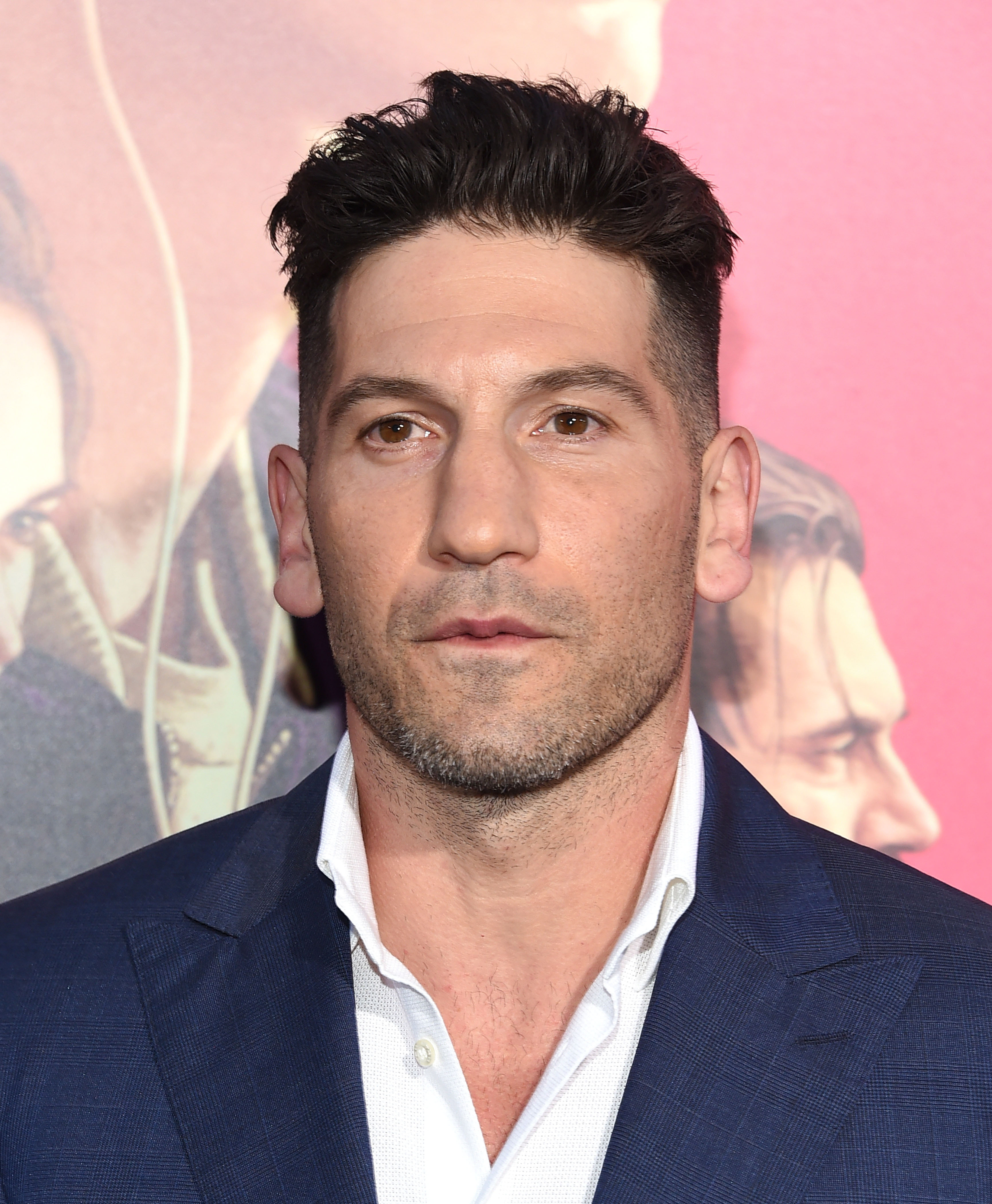 """LOS ANGELES - JUN 14:  Jon Bernthal arrives for the """"Baby Driver"""