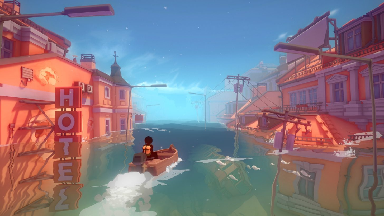 'Sea of Solitude' pits players against overwhelming loneliness