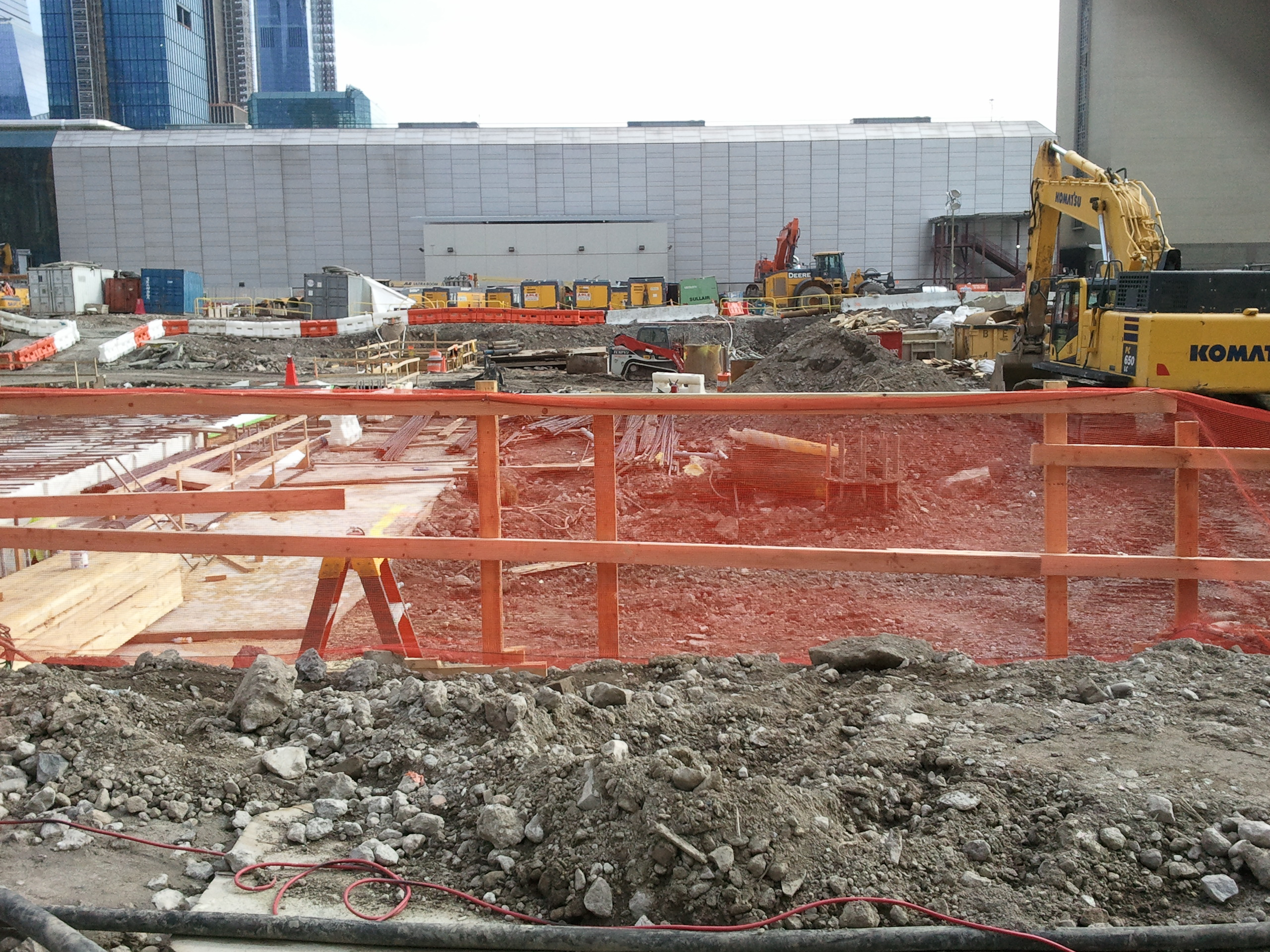 Javits Center Calendar.Nycc 2018 Update How S That Javits Center Construction Going The