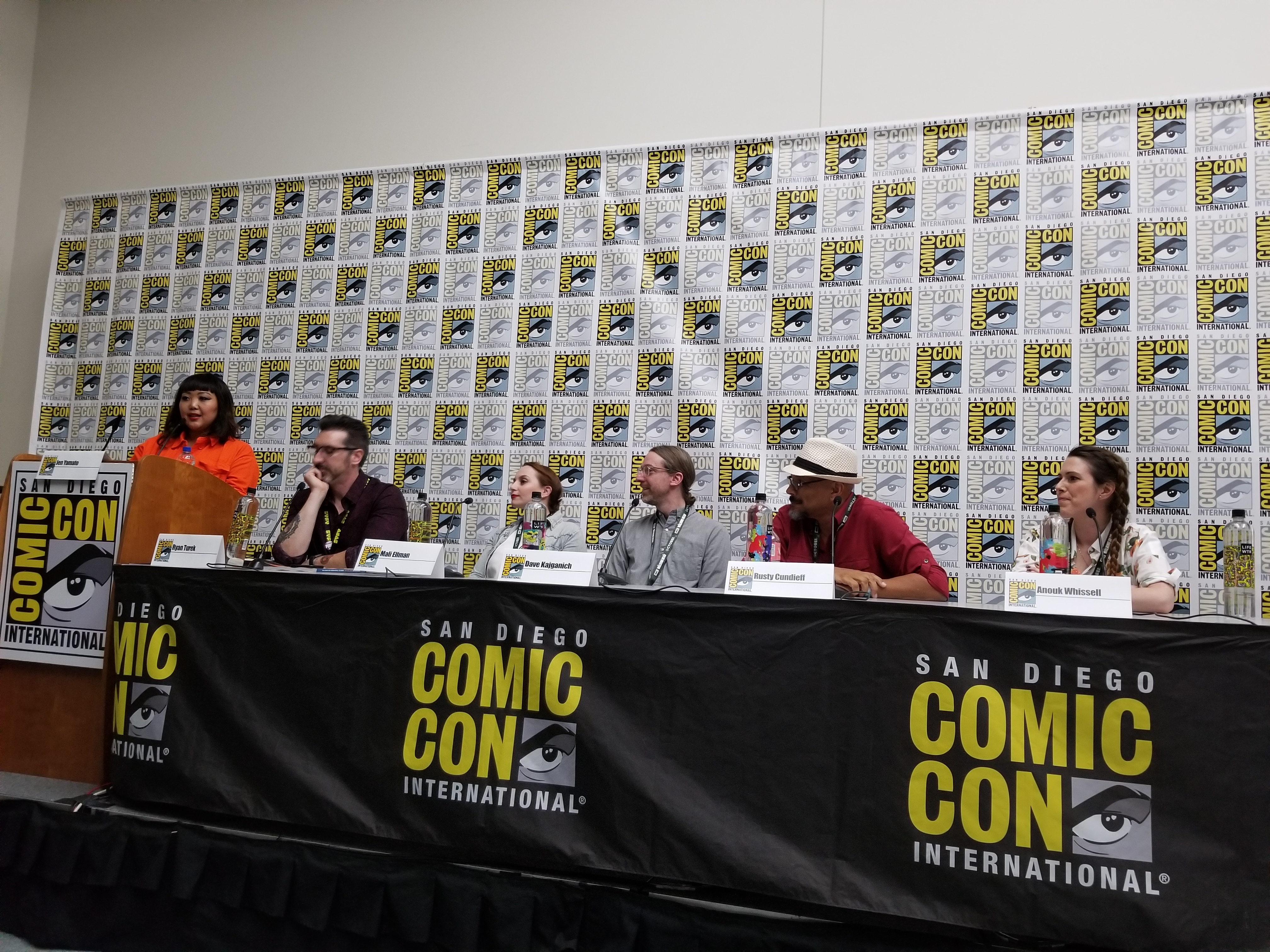 SDCC '18: Talking Genre at the Bold Voices of Contemporary Horror
