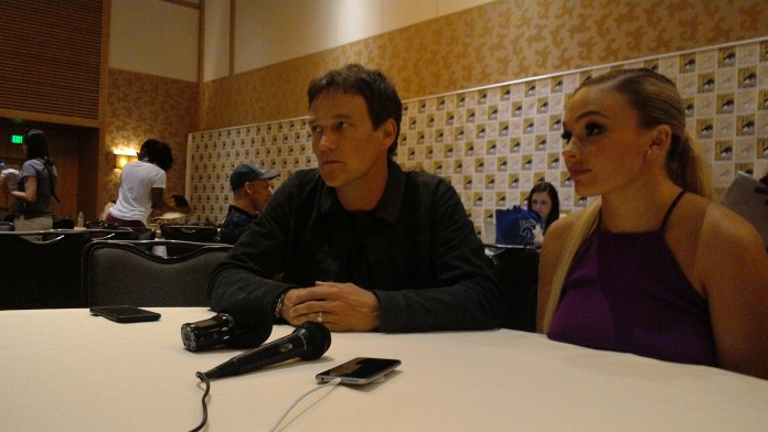 SDCC'18: The Gifted Cast Talks about Season 2's Time Jump
