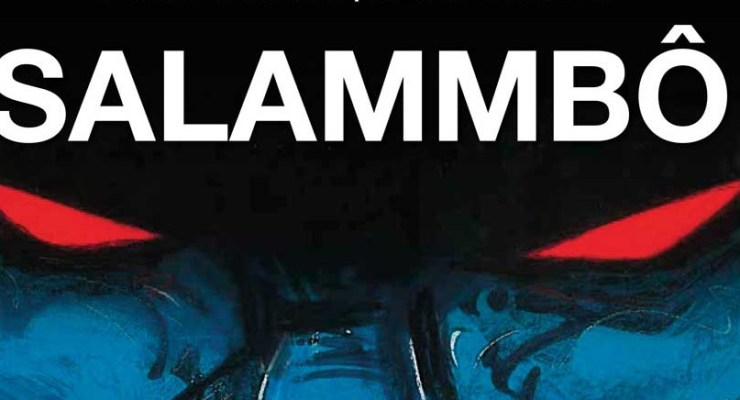 EXCLUSIVE: Statix Press brings Philippe Druillet's Salammbô to stores this November