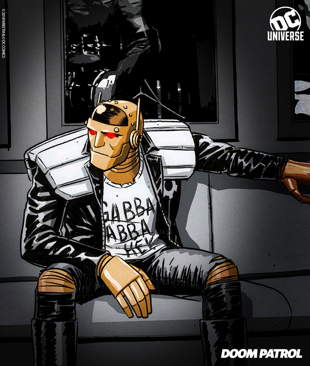 Doom Patrol Casts Brendan Fraser As Robotman The Beat