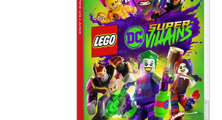 LEGO DC SUPER-VILLAINS Says Welcome To The Darkseid In A New Vignette