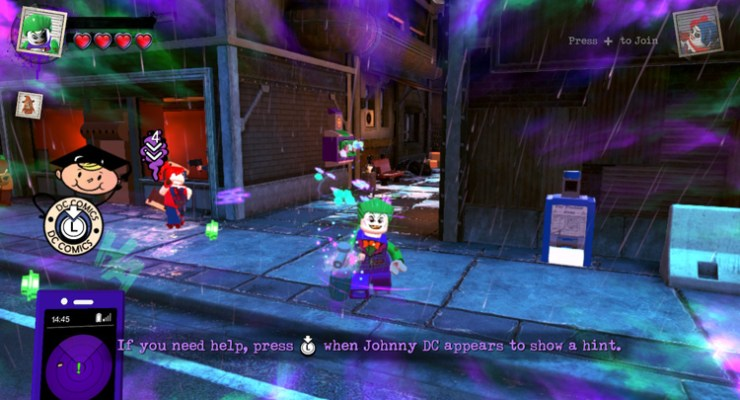 REVIEW: LEGO DC SUPER-VILLAINS is an Exercise in Making The Little Things Count