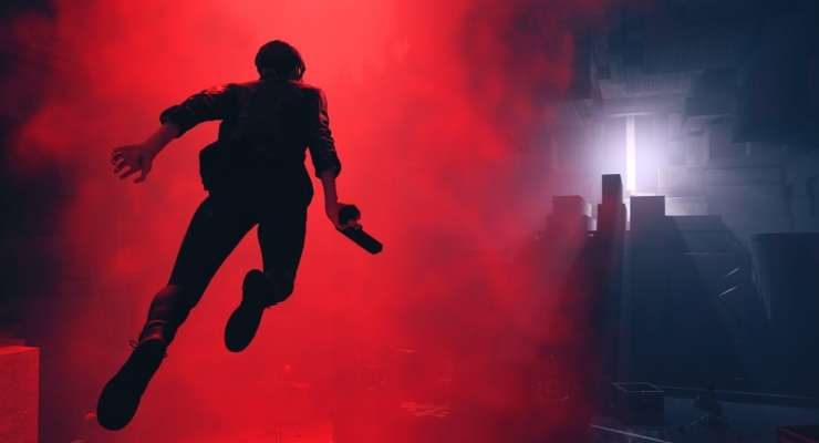 NO SPANDEX SATURDAY: Watch The Panel for Remedy's CONTROL From NYCC