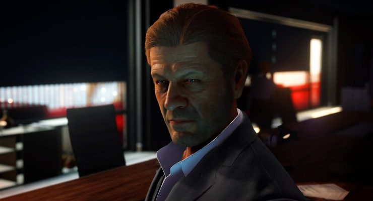NSS: Watch Sean Bean Guide You Through The World of HITMAN 2