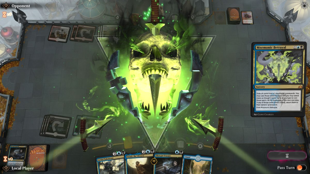 Now you can directly duel your friends in MAGIC: THE GATHERING ARENA