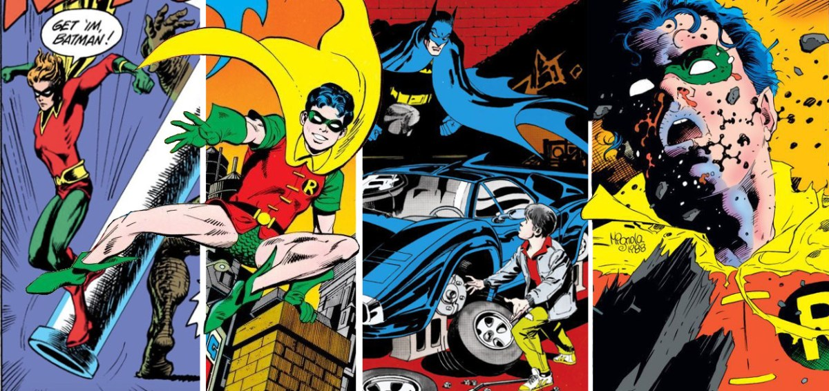 The Lives and Death of Jason Todd: An Oral History of The
