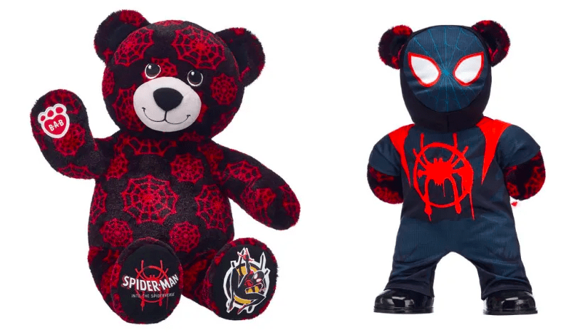 Build A Bear Order Online Stuff In Store