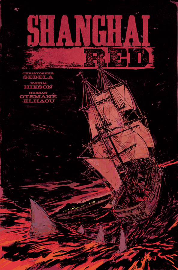 Shanghai Red Cover