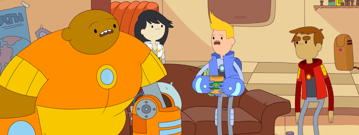 EXCLUSIVE CLIP: Even the BRAVEST WARRIORS Hate Spoilers