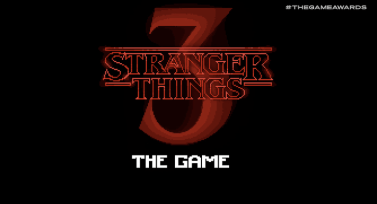 Stranger Things 3: The Game announced with trailer